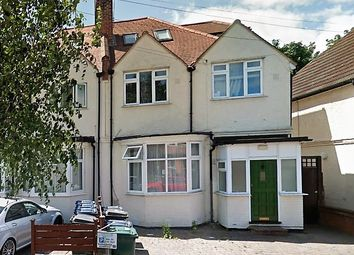 Thumbnail 3 bed flat to rent in Lichfield Grove, London