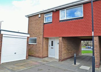 Thumbnail 3 bed terraced house to rent in Quantock Close, North Shields