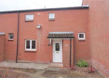 Thumbnail 2 bedroom terraced house for sale in Mickleton Close, Redditch
