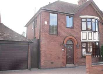 3 bed semi-detached house for sale in Midway Road, Leicester LE5