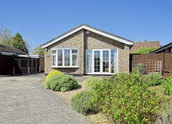 Thumbnail 2 bed detached bungalow for sale in Bushmead Gardens, Eaton Socon, St. Neots