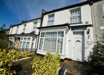 Thumbnail 4 bed terraced house for sale in Bostall Lane, Abbey Wood, London