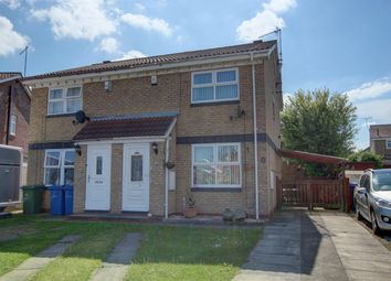 Thumbnail 3 bed semi-detached house for sale in Curlew Grove, Bridlington