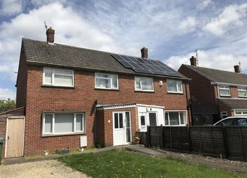 Thumbnail 3 bed terraced house to rent in Wiltshire Crescent, Melksham