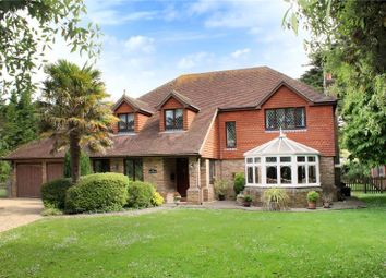 Thumbnail 4 bedroom detached house for sale in Willowhayne, East Preston, West Sussex