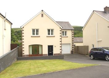 Thumbnail 4 bedroom detached house for sale in Maes Y Cribarth, Abercrave, Swansea