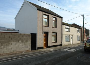 Thumbnail 3 bed end terrace house to rent in Brook Street, Aberdare