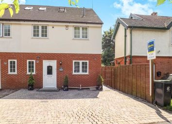 Thumbnail 4 bed semi-detached house for sale in Coopersale, Epping, Essex