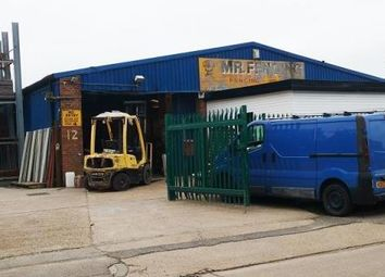 Thumbnail Light industrial for sale in 12 Vanguards Way, Shoeburyness, Southend-On-Sea