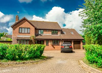 5 bed detached house for sale in Rowsham Dell, Giffard Park, Milton Keynes MK14