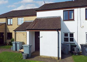 Thumbnail 2 bed semi-detached house to rent in Manor Road, Witney, Oxfordshire