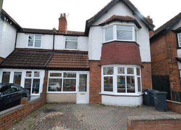Thumbnail 3 bed semi-detached house to rent in Abbots Road, Kings Heath, Birmingham