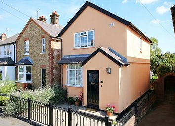 Thumbnail 3 bed detached house for sale in Sayesbury Road, Sawbridgeworth, Hertfordshire