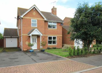 Thumbnail 4 bed detached house to rent in Somerset Close, Sittingbourne