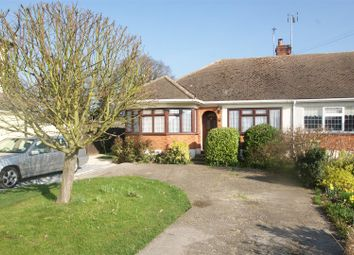 Thumbnail 2 bed semi-detached bungalow for sale in Mapleleaf Close, Hockley