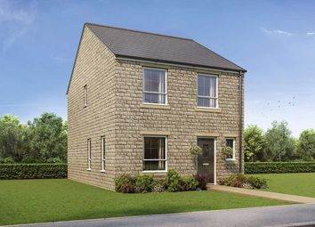 "Thumbnail 4 bed detached house for sale in ""The Calder"" at Altofts Road, Normanton"