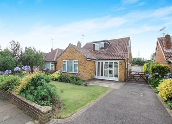 Thumbnail 4 bed bungalow for sale in Grasmere Avenue, Sompting, Lancing