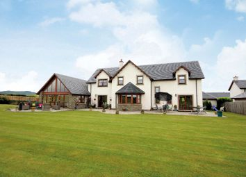 Thumbnail 5 bed detached house for sale in Bankfoot, Perth