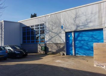 Thumbnail Light industrial to let in Unit 9, Sevenoaks Business Centre, Cramptons Road, Sevenoaks, Kent