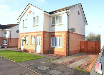 Thumbnail 3 bedroom semi-detached house for sale in Whitacres Road, Glasgow