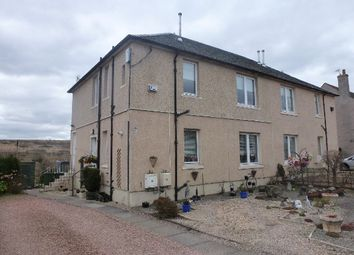Thumbnail 2 bed flat to rent in Main Street, Shieldhill, Falkirk