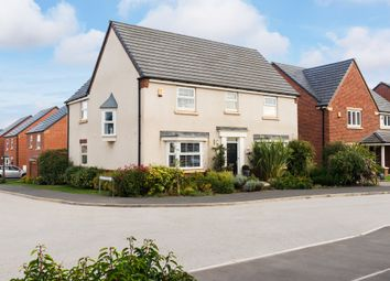 "Thumbnail 4 bed detached house for sale in ""Cadeleigh"" at Cheriton Close, Connah's Quay, Deeside"
