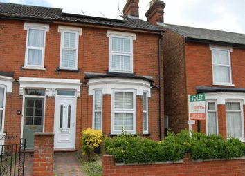 Thumbnail 4 bed property to rent in Wellesley Road, Ipswich