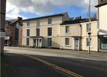 Thumbnail Office for sale in 23 Chester Street, Wrexham, Wrexham