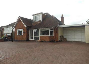 Thumbnail 3 bedroom bungalow for sale in Longbridge Lane, Northfield, Birmingham, West Midlands
