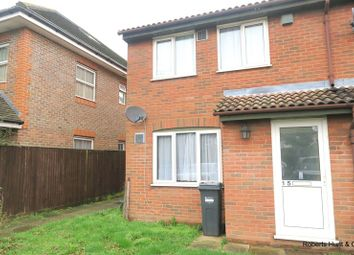 Thumbnail 1 bedroom terraced house to rent in Bishops Drive, Feltham