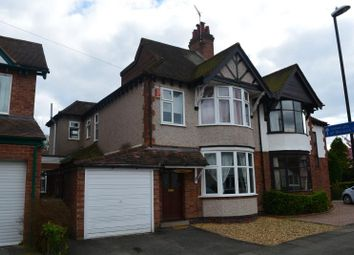 Thumbnail 4 bed semi-detached house for sale in Stoneleigh Avenue, Earlsdon, Coventry