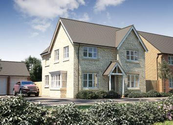 "Thumbnail 4 bedroom detached house for sale in ""The Astley"" at Witney Road, Kingston Bagpuize, Abingdon"