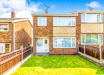 Thumbnail 3 bed semi-detached house for sale in Greenfinch Close, Brinsworth, Rotherham