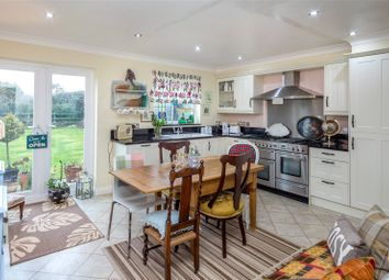 Thumbnail 5 bed detached house for sale in The Poplars, Hull Road, Hemingbrough, Selby