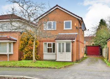 Thumbnail 3 bed detached house for sale in Widgeon Road, Broadheath, Altrincham, Greater Manchester