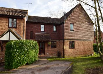 Thumbnail 2 bed terraced house for sale in Cheviot Drive, Fleet