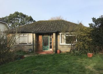 Thumbnail 2 bed bungalow for sale in Woodvale, Main Road, Havenstreet, Ryde, Isle Of Wight