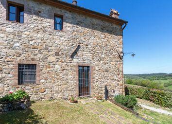 Thumbnail 2 bed apartment for sale in Str. di Cispiano, Chianti, Castellina In Chianti, Siena, Tuscany, Italy