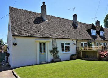 Black Bourton, Bampton, Oxfordshire OX18. 2 bed semi-detached house for sale