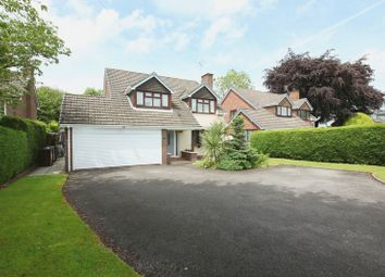 Thumbnail 4 bed detached house for sale in Congleton Road, Biddulph, Stoke-On-Trent