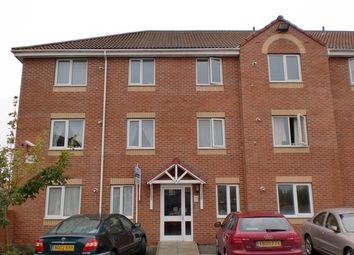 Thumbnail 2 bed flat for sale in Long Trods, Selby