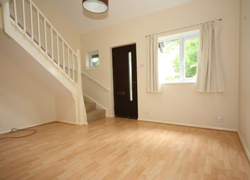 Thumbnail 1 bed terraced house to rent in Willowmead Close, Horsell, Woking