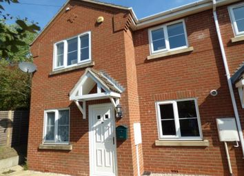 Thumbnail 2 bed flat to rent in The Croft, Measham, Swadlincote