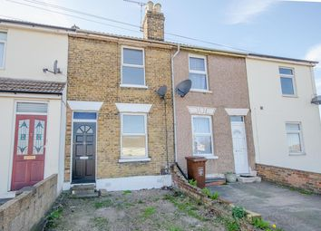 Thumbnail 2 bed terraced house for sale in Nelson Road, Gillingham, Kent