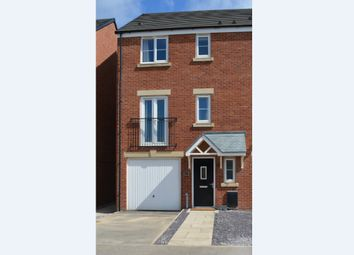 Thumbnail 4 bed end terrace house for sale in 147 Glaramara Drive, Carlisle