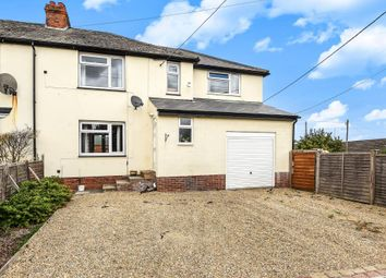 Thumbnail 4 bed semi-detached house for sale in Church Side, East Ilsley