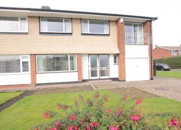 Thumbnail 5 bed semi-detached house for sale in Eddrington Grove, Chapel House Estate, Newcastle Upon Tyne