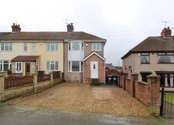 3 bed end terrace house for sale in Sheffield Road, Woodhouse Mill, Sheffield S13