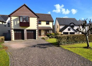Thumbnail 4 bed detached house for sale in Staple Orchard, Dartington, Totnes