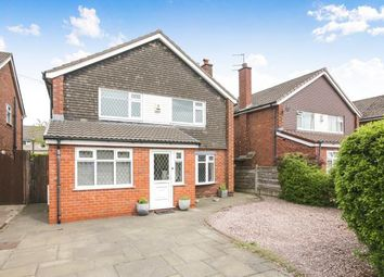 Thumbnail 5 bedroom detached house for sale in Lyndhurst Avenue, Hazel Grove, Stockport, Cheshire